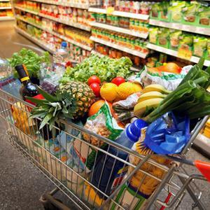 Магазины продуктов Быково