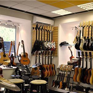 Музыкальные магазины Быково