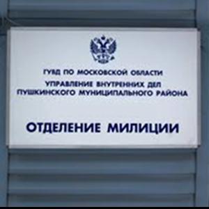 Отделения полиции Быково