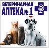 Ветеринарные аптеки в Быково