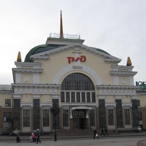 Железнодорожные вокзалы Быково